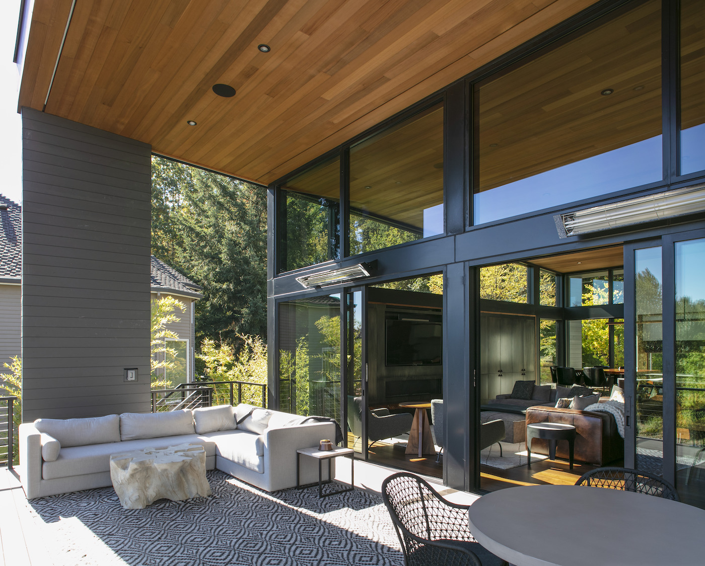 Design and amenities remain an important consideration to Net Zero home buyers. Image courtesy JELD-WEN