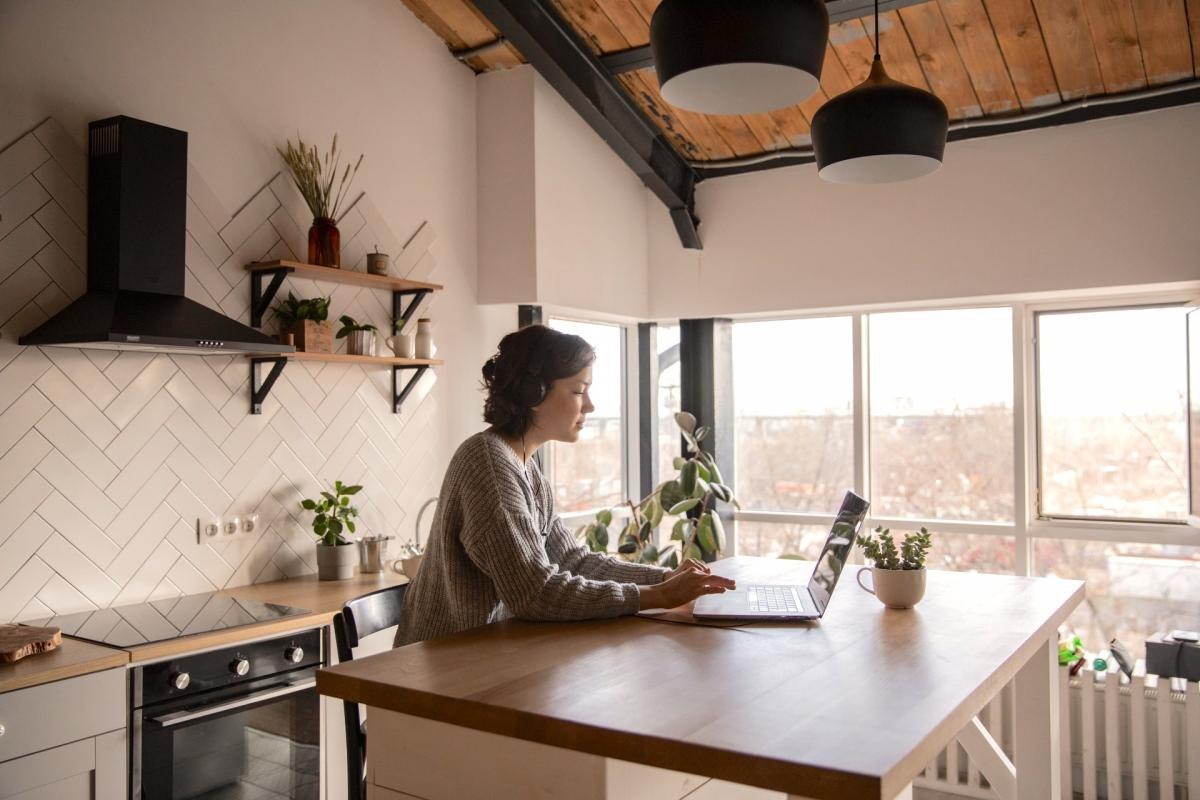 The ABCs of Work From Home Technology photo by katerina bolovtsova, pexels