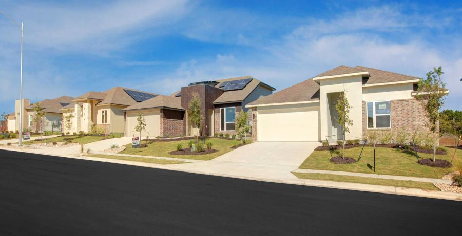 In Austin, Texas, Taurus's Whisper Valley community will include 7,500 net zero energy ready homes featuring solar panels and geothermal technology. Photo: Taurus of Texas Holdings