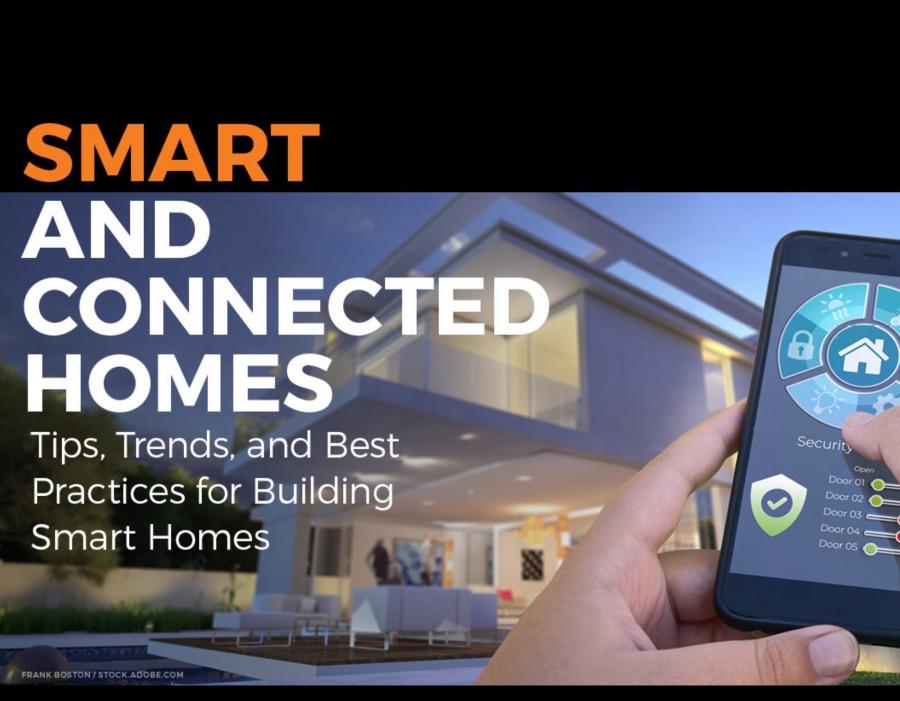 Register Today! UTOPIA's Smart Homes Webinar, May 6, 2021, 1 pm ET