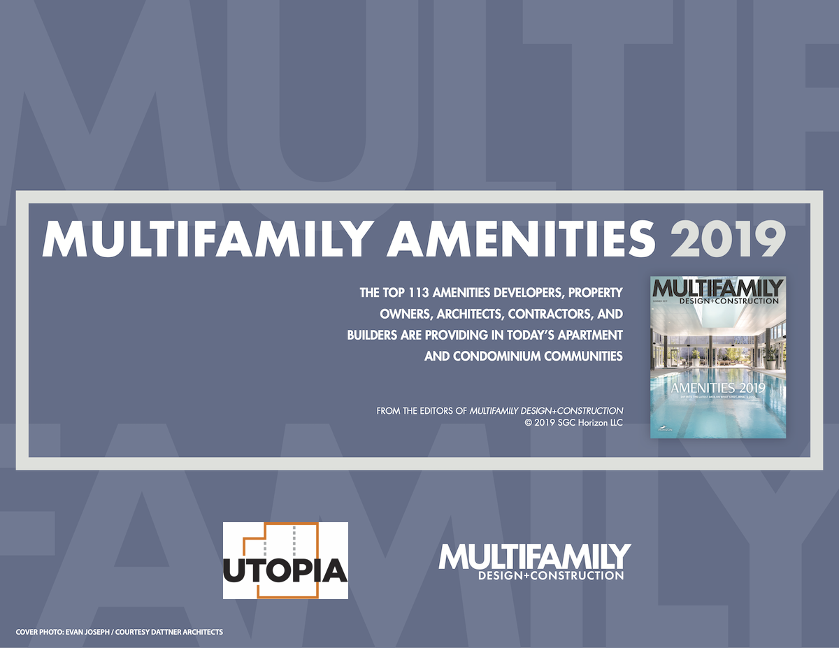 Multifamily Design Amenities Survey