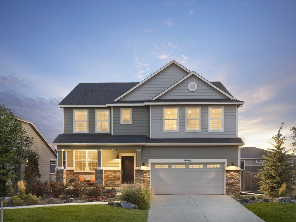 meritage homes commits to clean air quality for all new construction